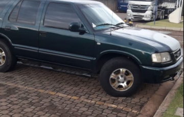 Chevrolet S10 Luxe 4x4 4.3 SFi V6 (Cab Dupla)