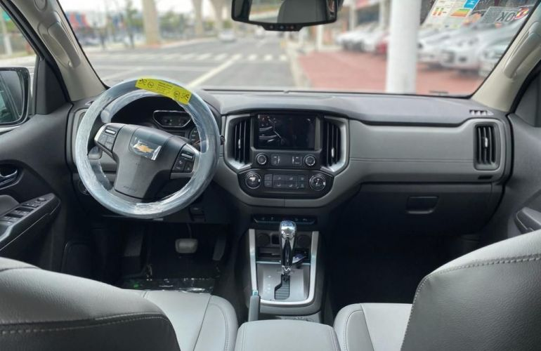 Chevrolet S10 2.8 16V Turbo LTZ CD 4x4 - Foto #7