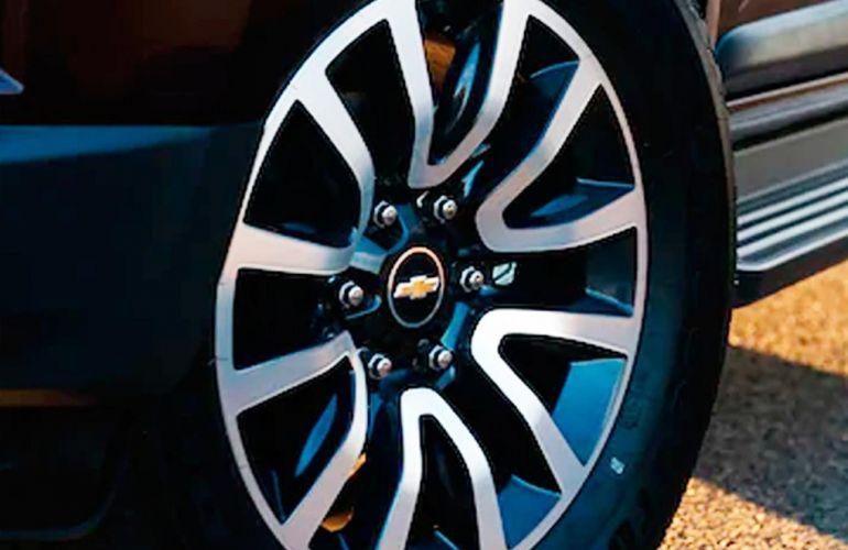 Chevrolet S10 2.8 16V Turbo LTZ CD 4x4 - Foto #8