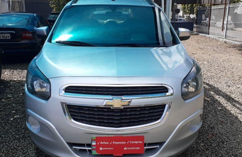 Chevrolet Spin LT 5S 1.8 (Flex) (Aut) - Foto #1