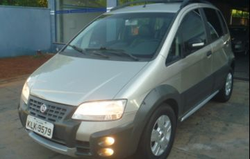 Fiat Idea Adventure 1.8 Dualogic (Flex)
