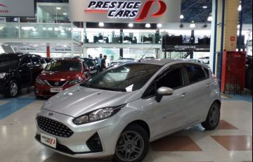 Ford Fiesta 1.6 Tivct Sel