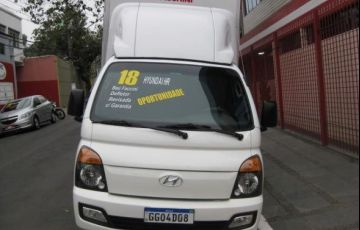 Hyundai HR HD Longo 4X2 2.5 Turbo Intercooler 8V - Foto #1