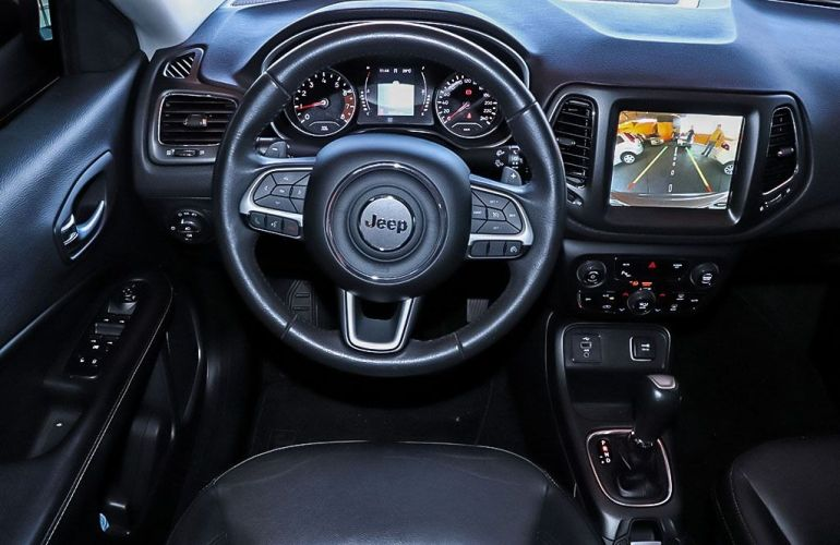Jeep Compass 2.0 16V Longitude - Foto #6