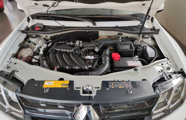 Renault Duster Oroch 1.6 16V Sce Expression - Foto #8