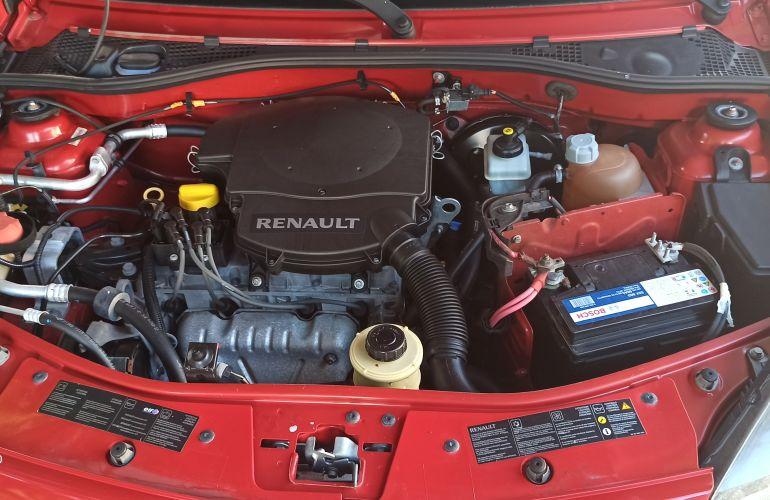 Renault Sandero Expression 1.6 8V (Flex) - Foto #6