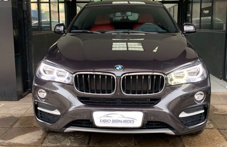 BMW X6 Coupé 35i 4x4 3.0 24v 6c  4p - Foto #2