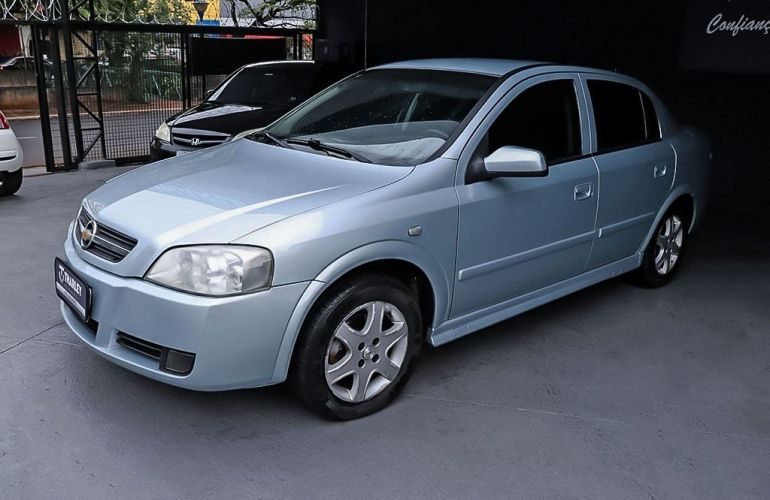 Chevrolet Astra 2.0 MPFi Advantage Sedan 8v - Foto #3