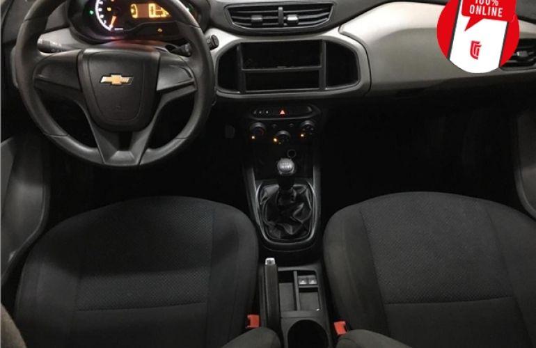Chevrolet Onix 1.0 MPFi Joy 8V Flex 4p Manual - Foto #4