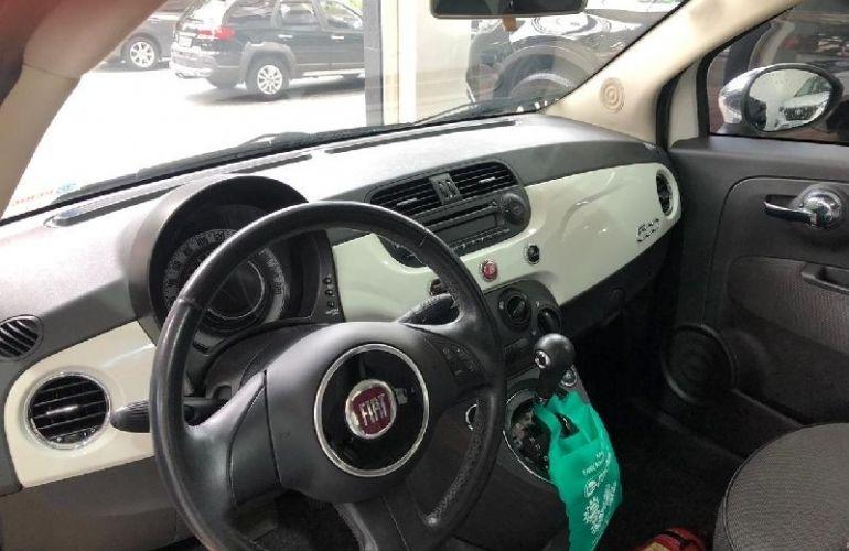 Fiat 500 1.4 Lounge Air 16v - Foto #6