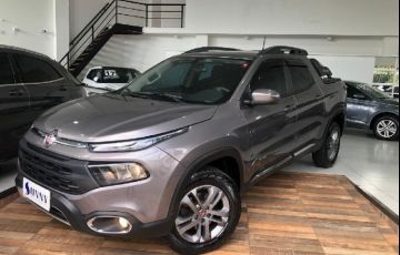 Fiat Toro 2.0 16V Turbo Freedom - Foto #3