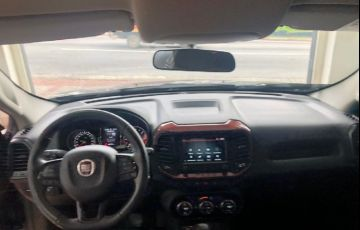 Fiat Toro 2.0 16V Turbo Freedom - Foto #8