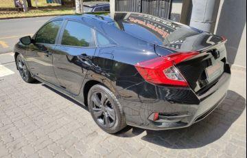 Honda Civic 2.0 16V Sport - Foto #4