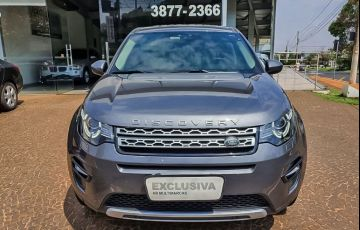 Land Rover Discovery Sport 2.0 16V D240 Biturbo Hse - Foto #1