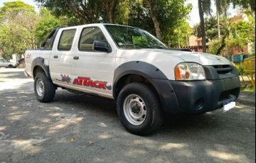 Nissan Frontier XE 4x4 2.8 Eletronic (cab. dupla) - Foto #1