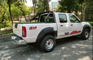 Nissan Frontier XE 4x4 2.8 Eletronic (cab. dupla) - Foto #2