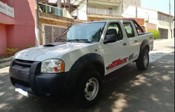 Nissan Frontier XE 4x4 2.8 Eletronic (cab. dupla) - Foto #3