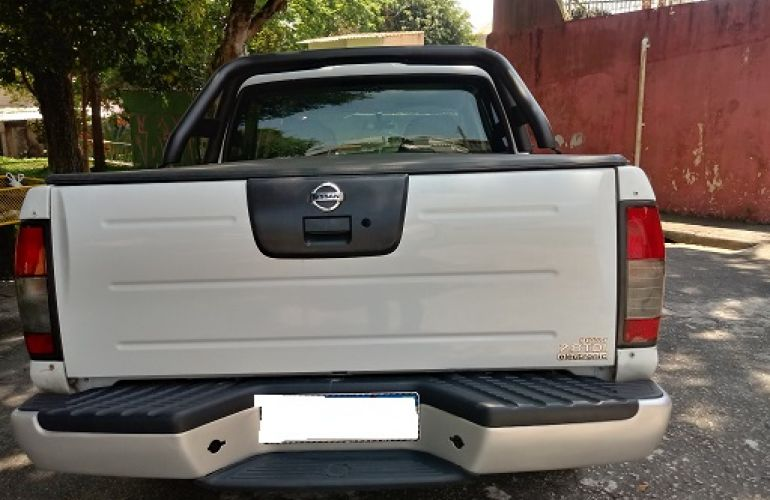 Nissan Frontier XE 4x4 2.8 Eletronic (cab. dupla) - Foto #8
