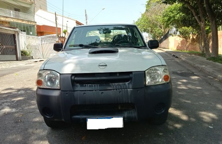 Nissan Frontier XE 4x4 2.8 Eletronic (cab. dupla) - Foto #9