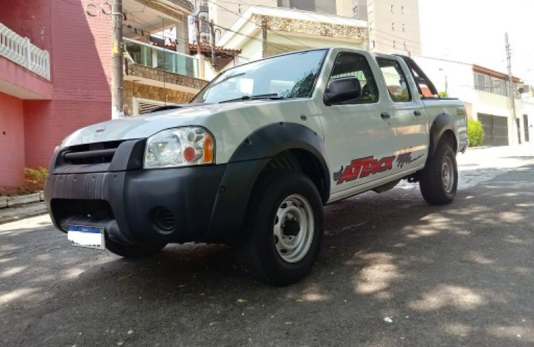 Nissan Frontier XE 4x4 2.8 Eletronic (cab. dupla) - Foto #10