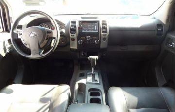 Nissan Frontier SL 4x4 Cabine Dupla 2.5 Turbo Diesel - Foto #5