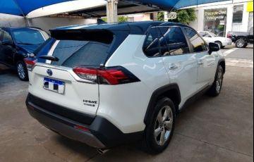 Toyota Rav4 2.5 Vvt-ie Hybrid S Awd - Foto #4