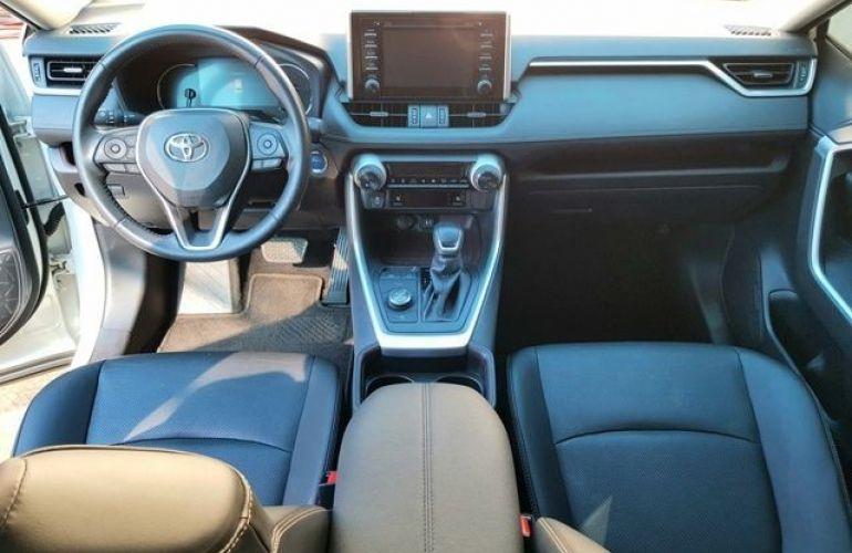 Toyota Rav4 2.5 Vvt-ie Hybrid S Awd - Foto #8
