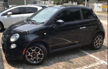 Fiat 500 1.4 Sport Air 16v - Foto #1