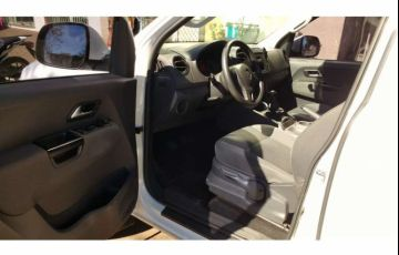 Volkswagen Amarok 2.0 TDi CD 4x4 Trendline - Foto #7