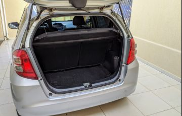 Honda New Fit DX 1.4 (Flex) - Foto #10