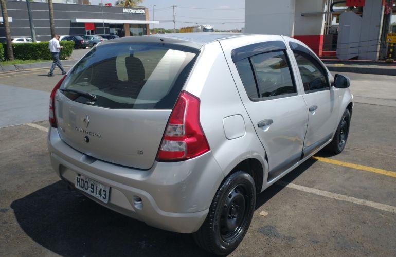 Renault Sandero Expression 1.6 8V (Flex) - Foto #1