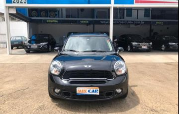 Mini Countryman S All4 1.6 Aut