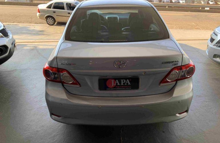 Toyota Corolla 1.8 Dual VVT-i GLi (Flex) - Foto #4