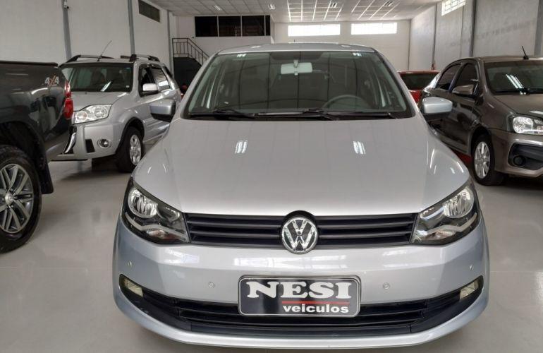 Volkswagen Voyage 1.0 MPI Trendline (Flex) - Foto #1