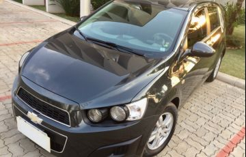 Chevrolet Sonic Hatch Effect 1.6 (Aut)
