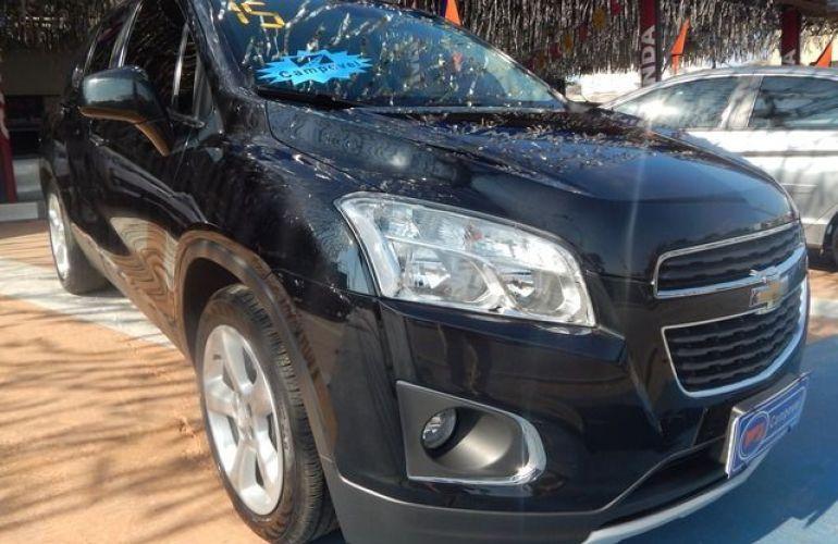 Chevrolet Tracker LTZ 1.8 16V Ecotec - Foto #2