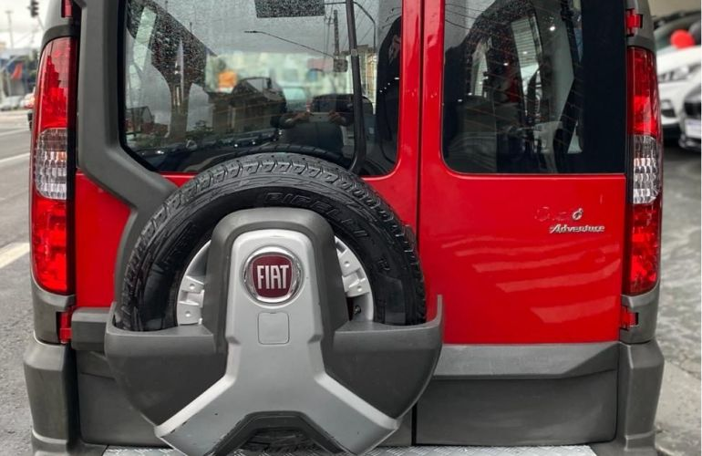 Fiat Doblo 1.8 MPi Adventure 16v - Foto #3