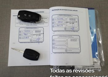 Ford EcoSport Freestyle 1.5 (Aut) (Flex) - Foto #10