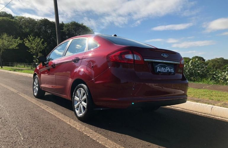 Ford Fiesta Sedan 1.6 (Flex) - Foto #10
