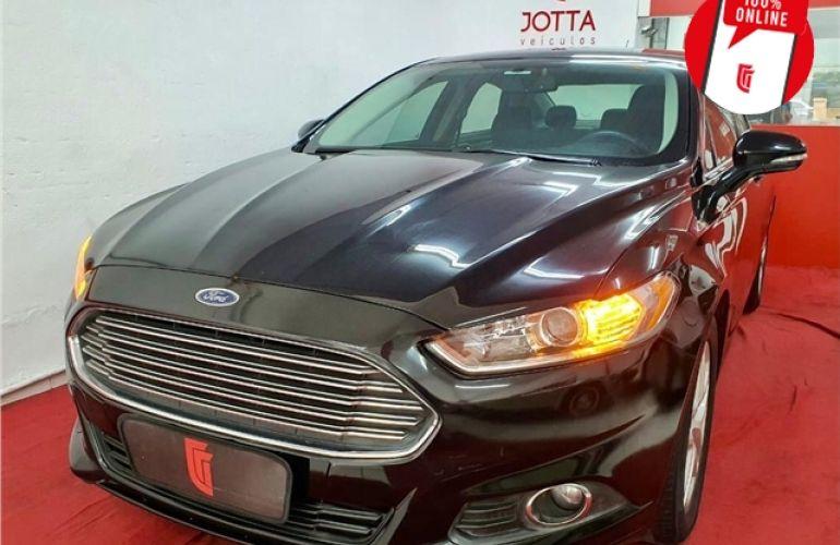 Ford Fusion 2.5 16V Flex 4p Automático - Foto #1