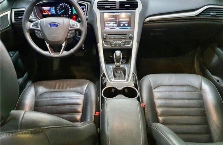 Ford Fusion 2.5 16V Flex 4p Automático - Foto #6