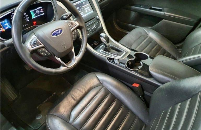 Ford Fusion 2.5 16V Flex 4p Automático - Foto #7