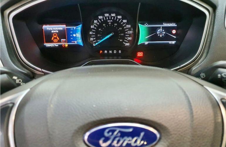 Ford Fusion 2.5 16V Flex 4p Automático - Foto #8