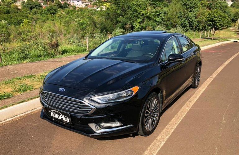 Ford Fusion 2.0 EcoBoost Titanium AWD (Aut) - Foto #3