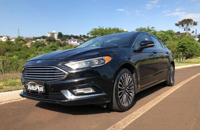 Ford Fusion 2.0 EcoBoost Titanium AWD (Aut) - Foto #5