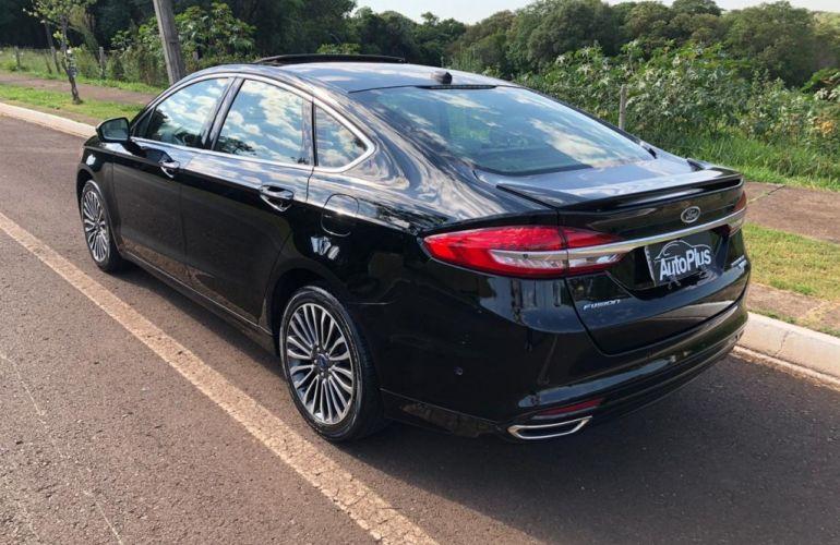 Ford Fusion 2.0 EcoBoost Titanium AWD (Aut) - Foto #6