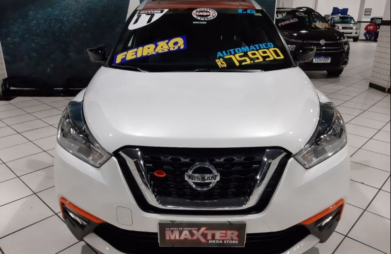 Nissan Kicks 1.6 16V Rio 2016 - Foto #2