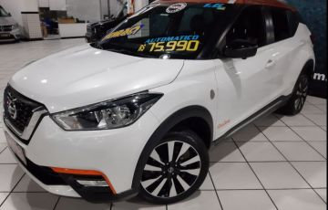 Nissan Kicks 1.6 16V Rio 2016 - Foto #3