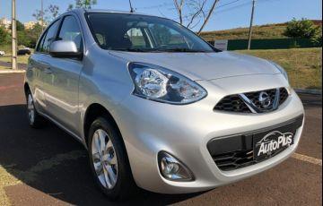 Nissan March 1.0 12V SV (Flex) - Foto #7