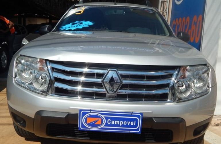 Renault Duster Expression 1.6 16V Hi-Flex - Foto #1